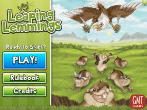 Download Lemmings for iPad