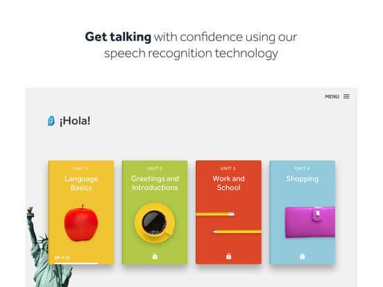 Download Rosetta Stone for iPad