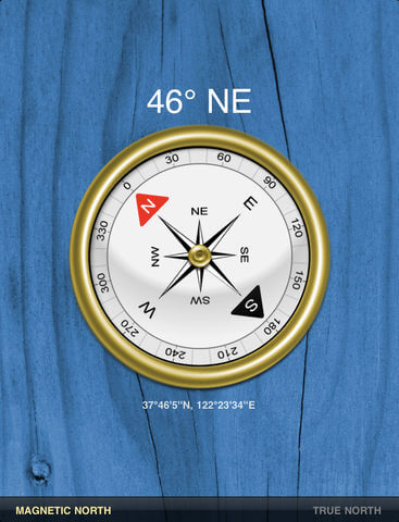 Download Compass for iPad
