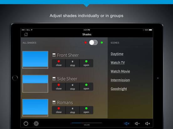 Download Crestron App for iPad