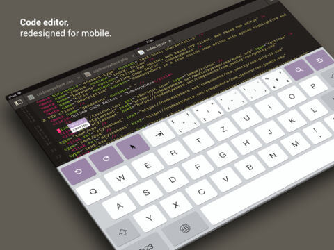 Download Code Editor for iPad
