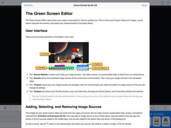 Download Green Screen App for iPad
