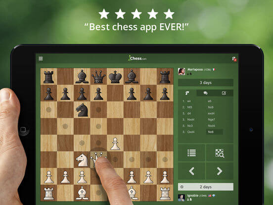 Download Chess App for iPad