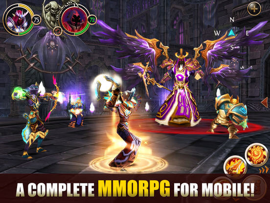 Download MMORPG for iPad