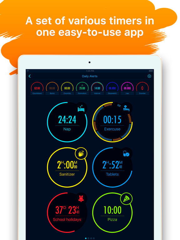 Download Timer App for iPad