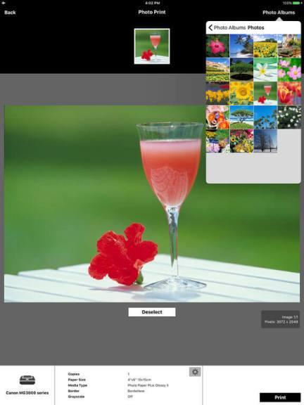 Download Canon Printer App for iPad