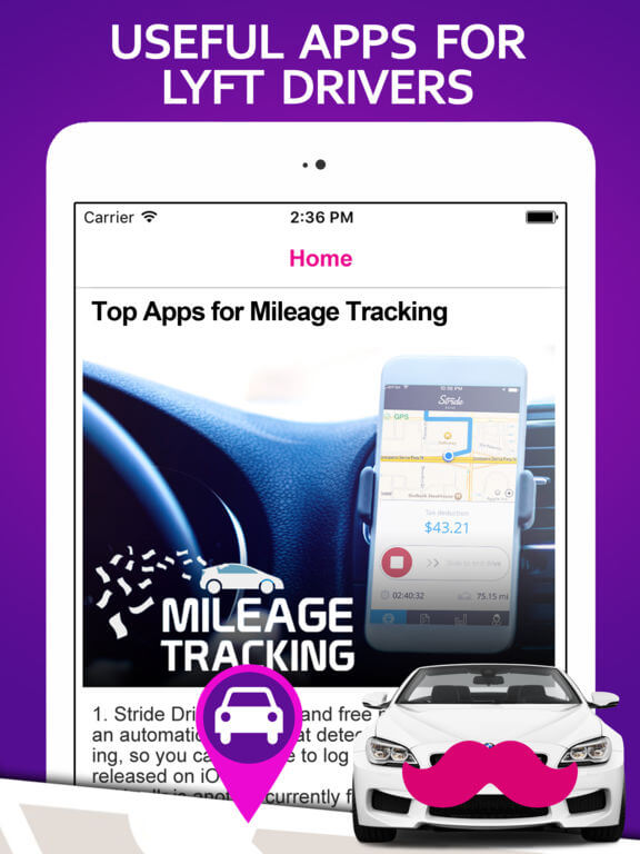 Download Lyft for iPad