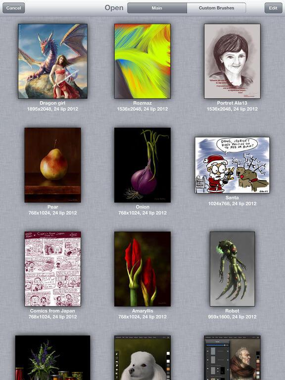 Download ArtStudio for iPad