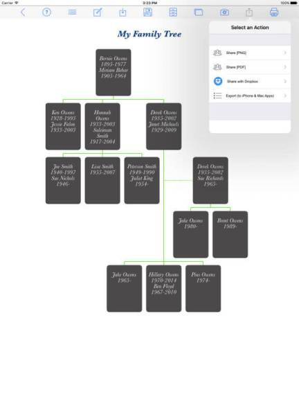 Download Family Tree Maker for iPad