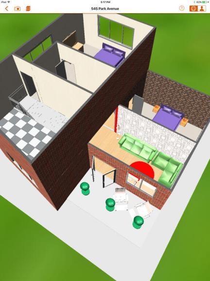 Download Floor Plan App for iPad