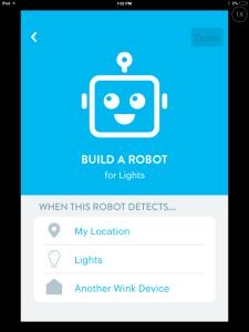 Download Wink App for iPad