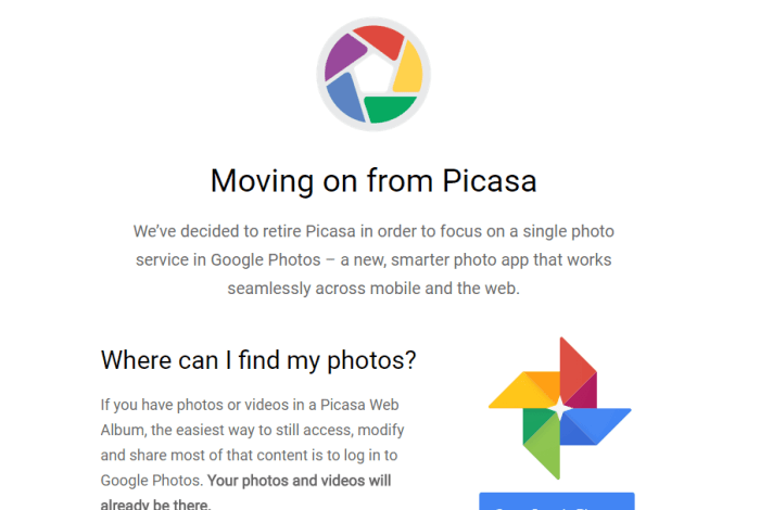 Download Picasa for Mac