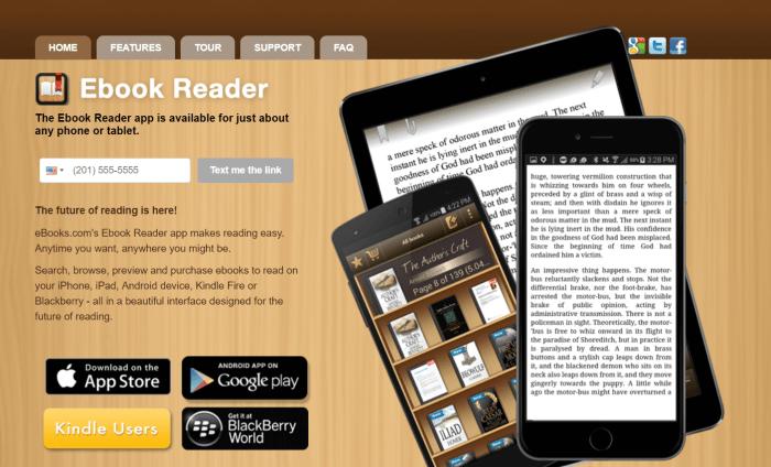 DownloadReading App for iPad