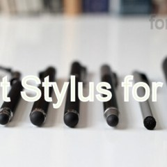 The Best Stylus for iPad | iPhone and iPad Styluses Compared