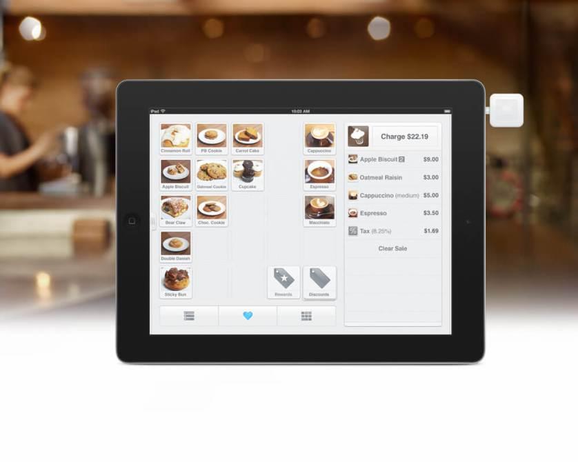 Download Starbucks for iPad