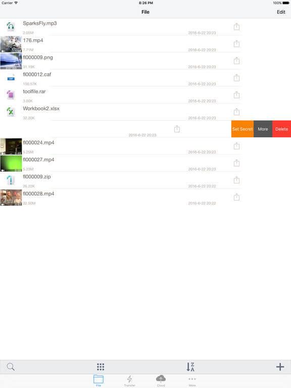 Download Unzip for iPad