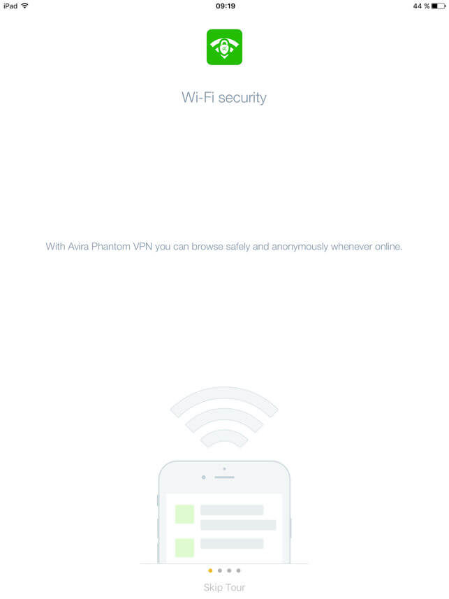 Download Antivirus for iPad