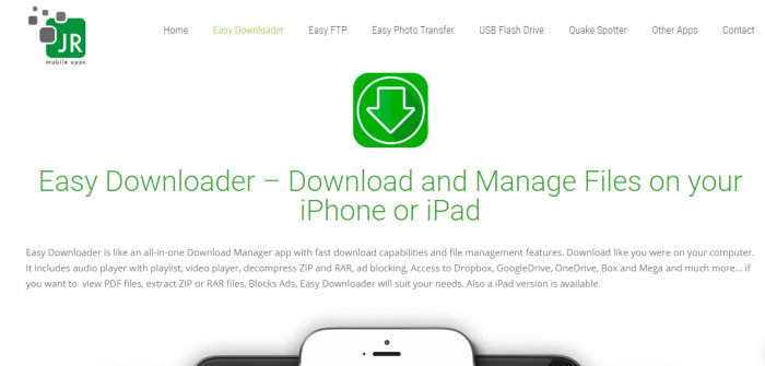 Download Video Downloader for iPad