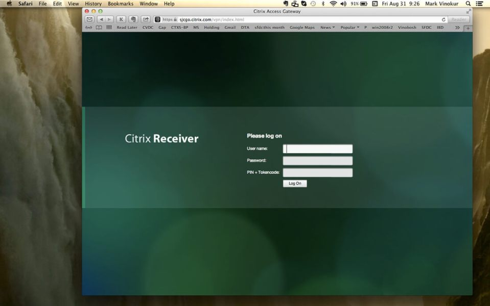 Download Citrix Receiver for Mac - Best Free Ipad Apps