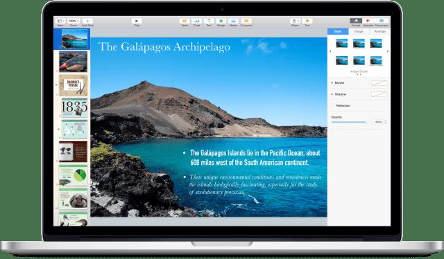Download Keynote for Mac