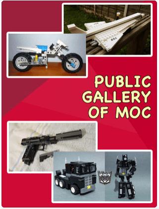 Download Lego Digital Designer for iPad