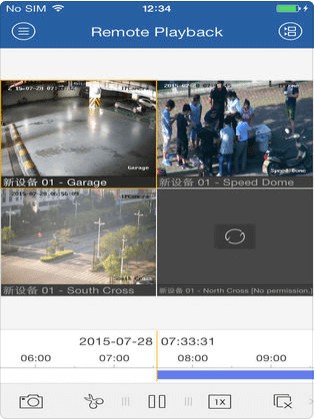 Download CCTV for iPad