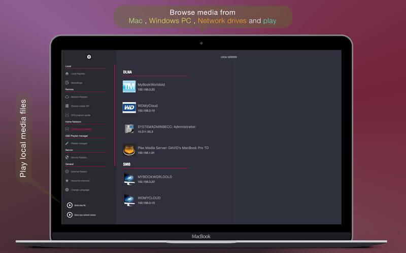 Download IPTV for Mac