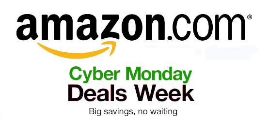 c3745e60f Amazon Cyber Monday Deals Started, Runs For Week.