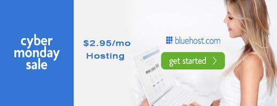 bluehost-cyber-monday-sale