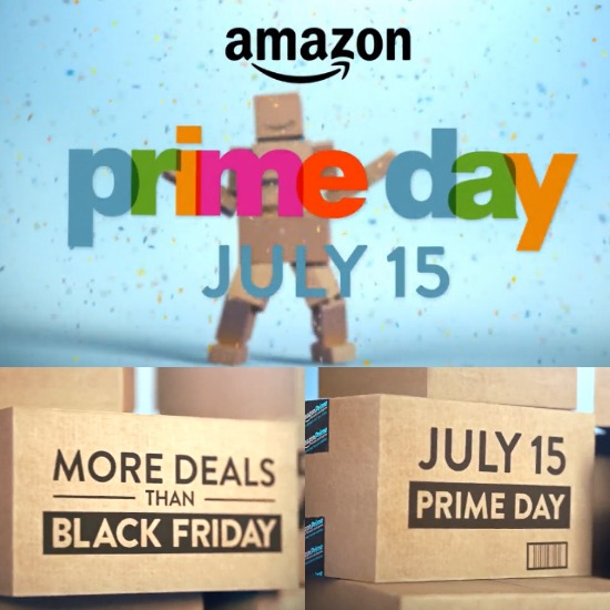 amazon prime day for prime members