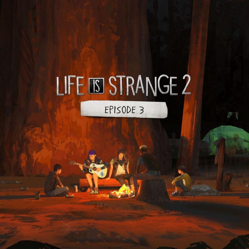 Life Is Strange 2: Episode 3: Wastelands