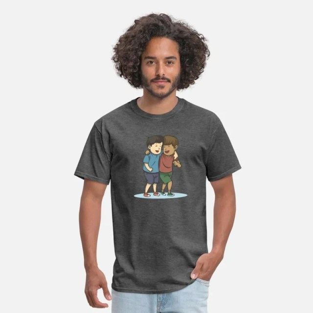 Couple Best Friend T-Shirts