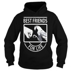 Parrot - Best Friend For Life T-Shirt