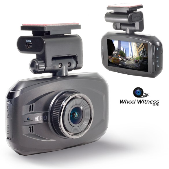Wheel Witness HD PRO Dash Cam