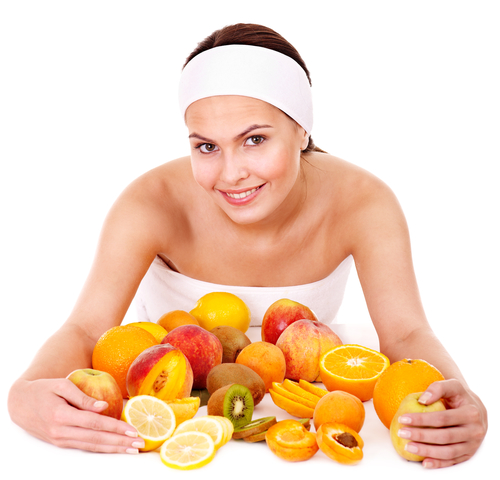 Fruits Face Mask to get rid of Acne Scars 1 - Best Fruits to eat for Acne - Get Rid from Acne Scars with Fruits
