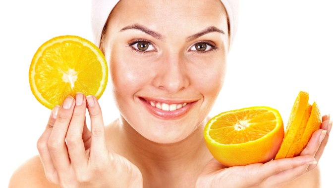 Fruits Face Mask to get rid of Acne Scars