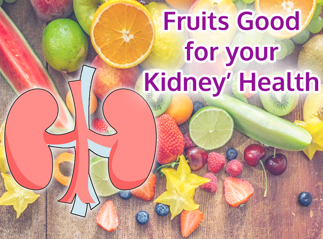 fruits good for kidney