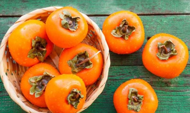 Persimmon the perfect fruit for rejuvenation - Top 8 most healthy Fruits