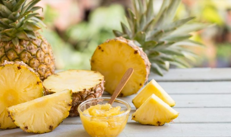Pineapple lose weight with positive - Top 8 most healthy Fruits