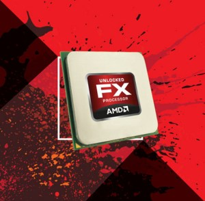 AMD FX Series Processor Unlocked