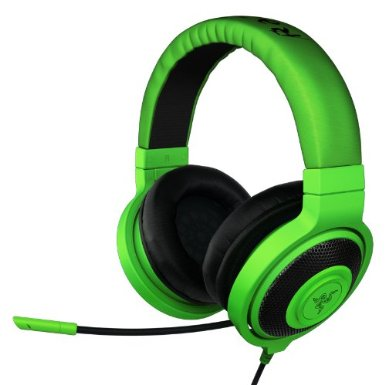 Razer Kraken Pro Analog Gaming Headset, Green (RZ04-00870100-R3U1)