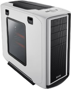 Corsair CC600TWM-WHT Special Edition Graphite Series 600T