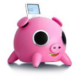 Speakal iPig Stereo iPod Dock