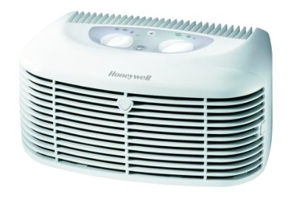 honeywell compact air purifier with permanent HEPA