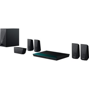 Sony 5.1 Channel Blu-ray Home Theater System with Bluetooth