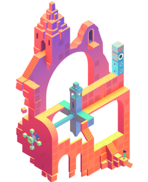 Monument Valley 2 game