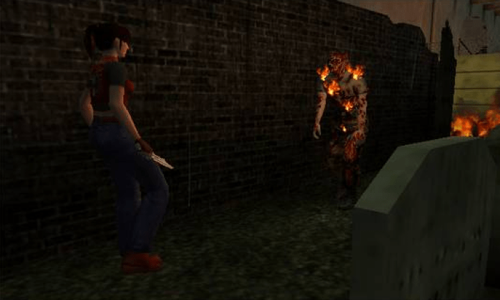 Resident Evil Code Veronica game