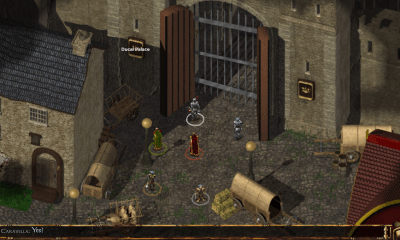 Baldurs Gate Enhanced Edition rpg game for android
