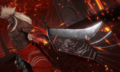 Dissidia Final Fantasy fighting game