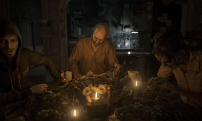 Resident Evil 7 on steam horror game